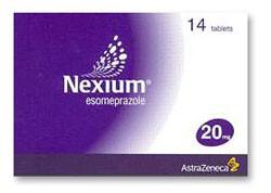 Generique Nexium (Esomeprazole) 20 mg