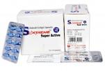 Viagra Super Active Generico (Sildenafil citrato) 100 mg