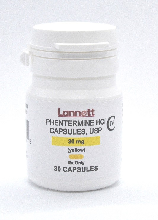 Phentermine Hydrochloride 37.5 mg (Phen375)