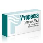 Propecia genérica (Finasteride) 1 mg