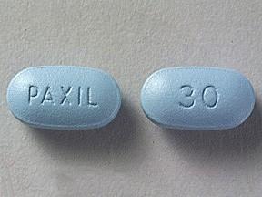 Generic Paxil (Paroxetine) 30 MG