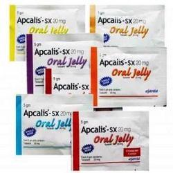 Apcalis Jelly (Generic Cialis) 20 mg