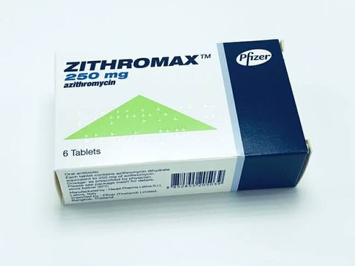 Zithromax 250 mg D